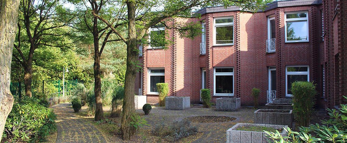 Pflegeheim im Senne-Wohnpark von Plettenberg
