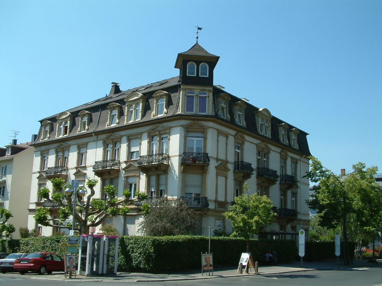 Haus W�rttemberg 2