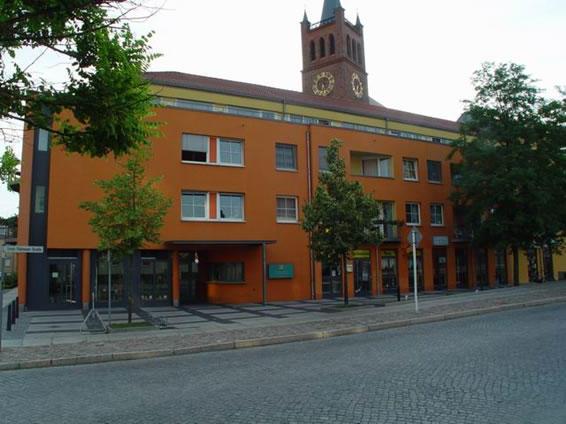 Altenpflegeheim der Stadt M�ncheberg