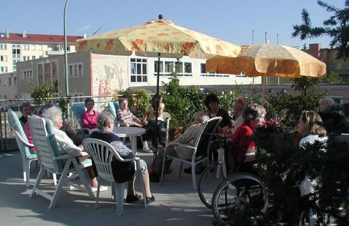 Helfende H�nde - Soziale Dienste e.V. Tagespflege