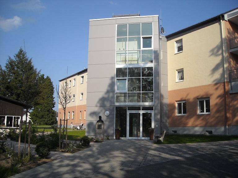 Pfarrer-Knaus-Heim K�hbach e. V.