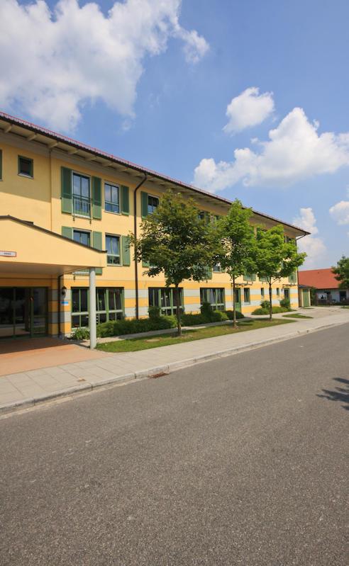Seniorenhaus am Burgerfeld