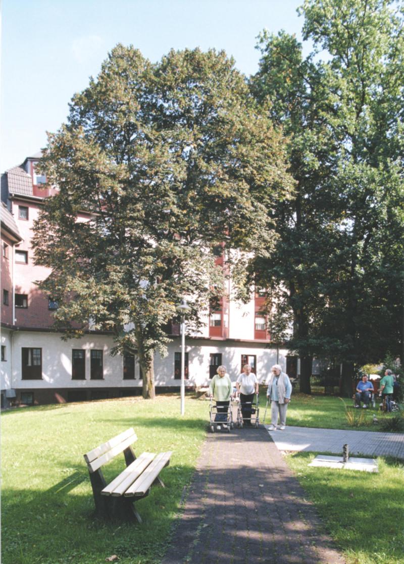 Zentrum f�r Betreuung und Pflege Vogelsang Gevelsberg