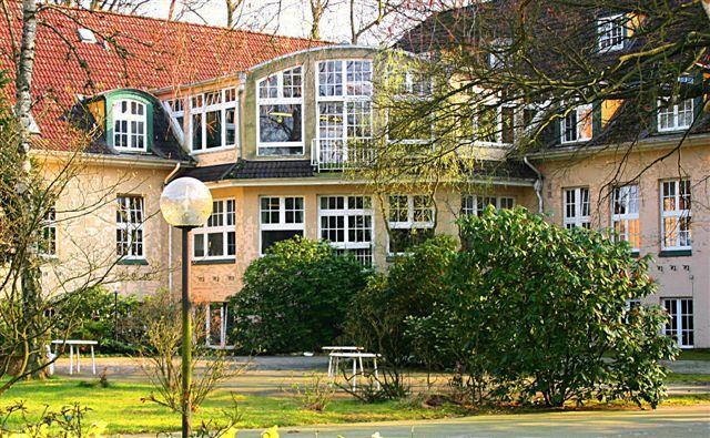 Wohn- und Rehabilitationsst�tte Gro�hansdorf / Haus am Eilberg