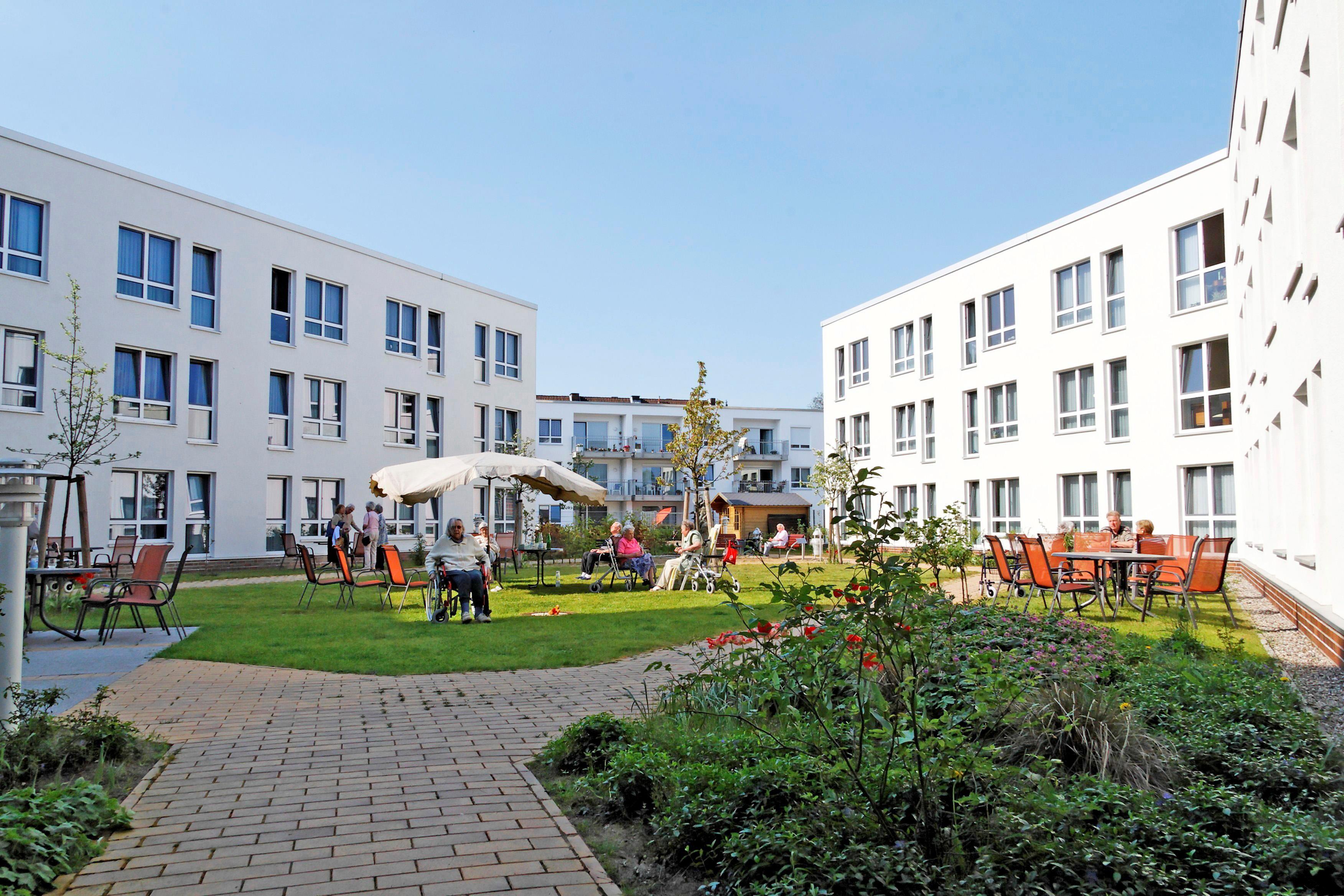 Senioren- und Pflegeeinrichtung Haus L�beck NDS gGmbH