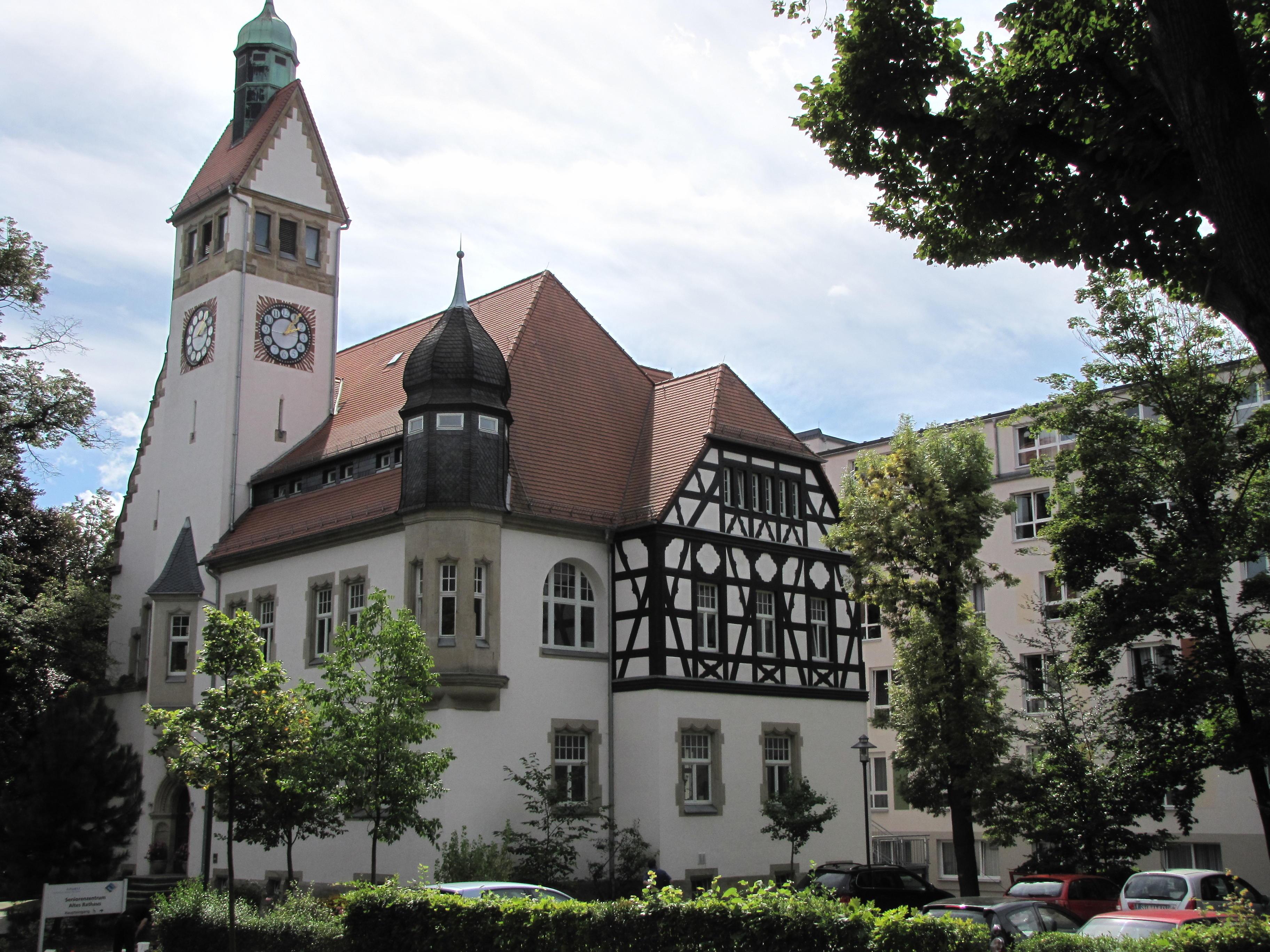 AZURIT Seniorenzentrum Altes Rathaus