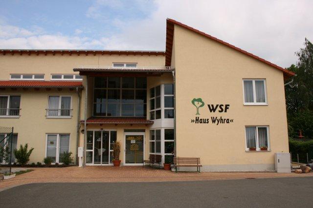 WSF Haus Wyhra Altenpflegeheim