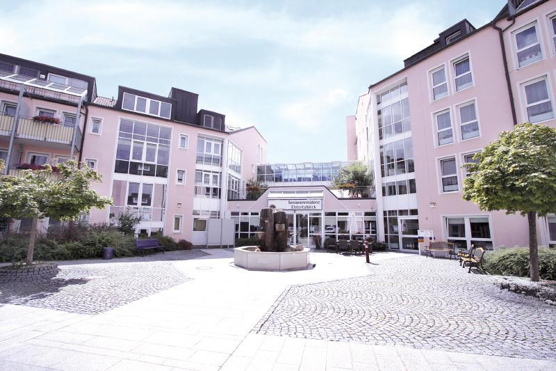 Zentrum f�r Betreuung und Pflege Ph�nix Elstertalblick