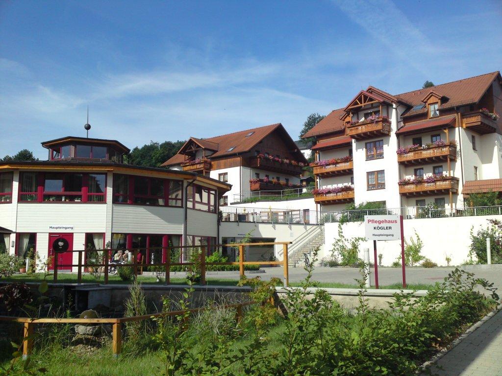 Pflegehaus K�gler GmbH