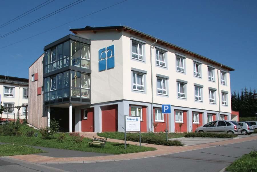Altenpflegeheim Jakobi-Haus