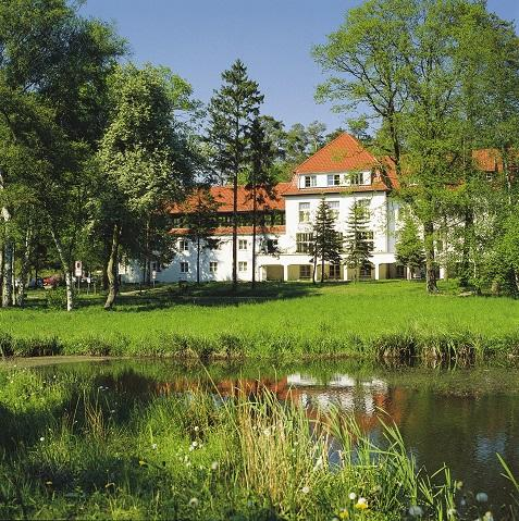 Alpenland Haus der Betreuung und Pflege f�r Menschen im Wachkoma Schwaan-Waldeck