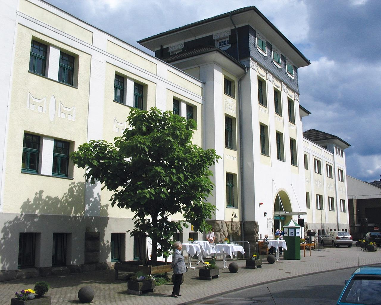 St. LAZARUS -Haus Wuppertal