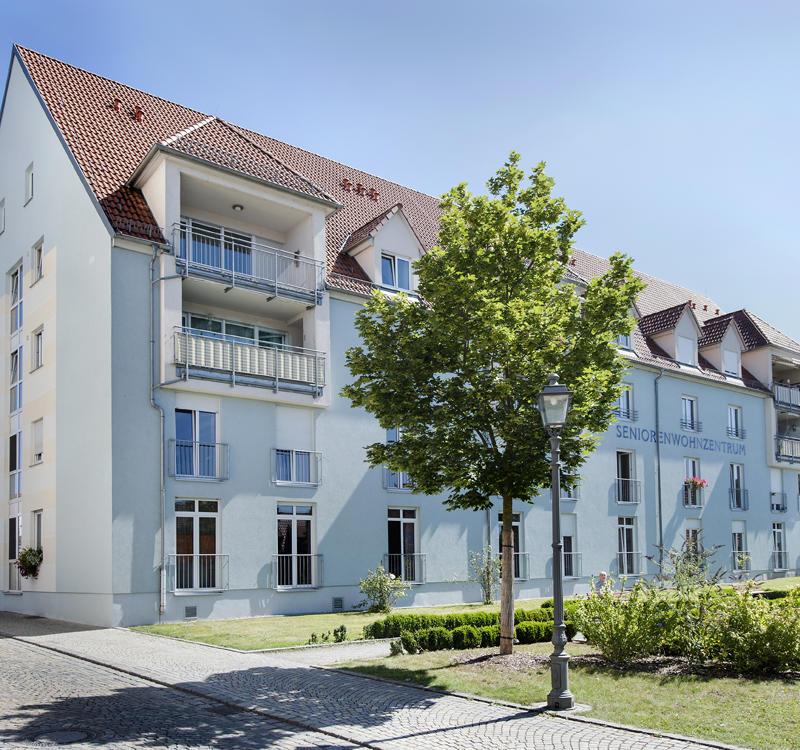 BayernStift - Seniorenwohnzentrum Unteres Tor