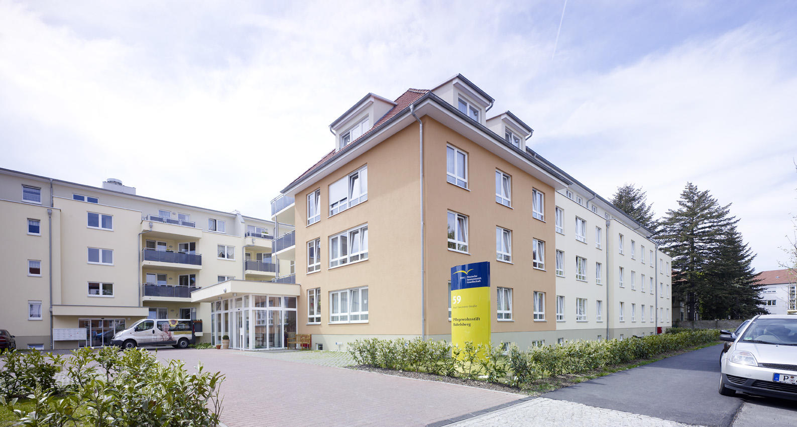 DSG Pflegewohnstift Babelsberg