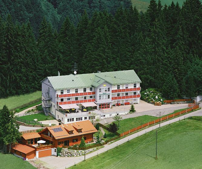 Haus Alpenpanorama Betreuungs- und Pflegeheim GmbH