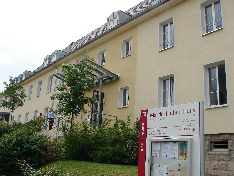 Seniorenpflegeheim Martin-Luther-Haus