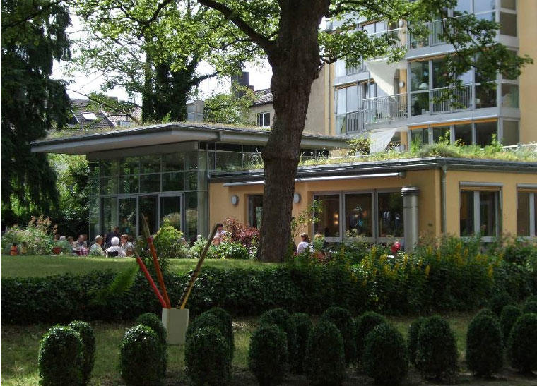 Haus Aurelius SZB Aachen
