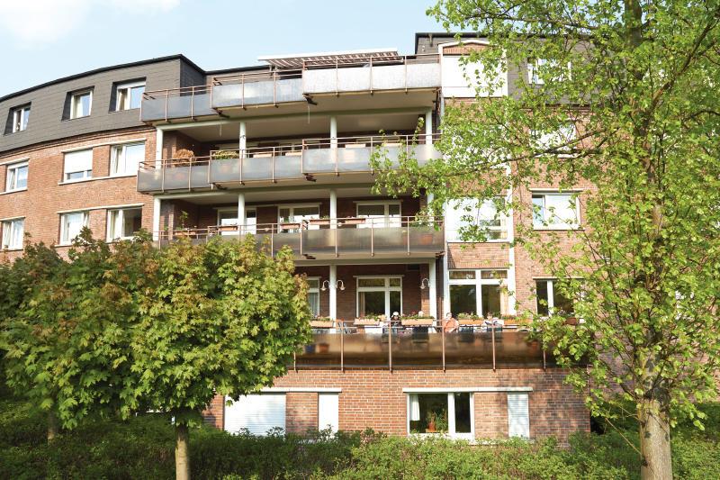Haus Bismarckpark Gelsenkirchen