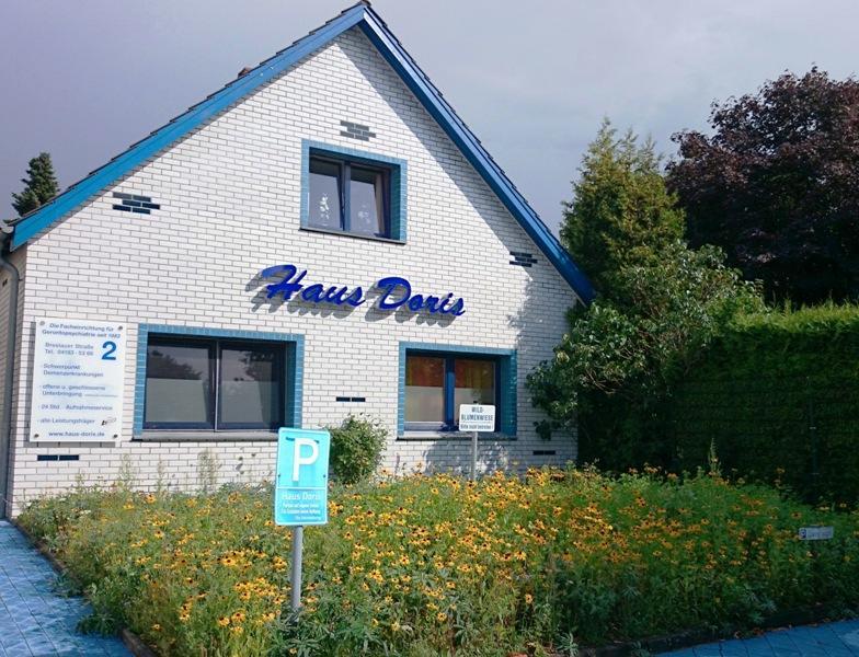 Pflegeheim Haus Doris - Facheinrichtung f�r Gerontopsychiatrie