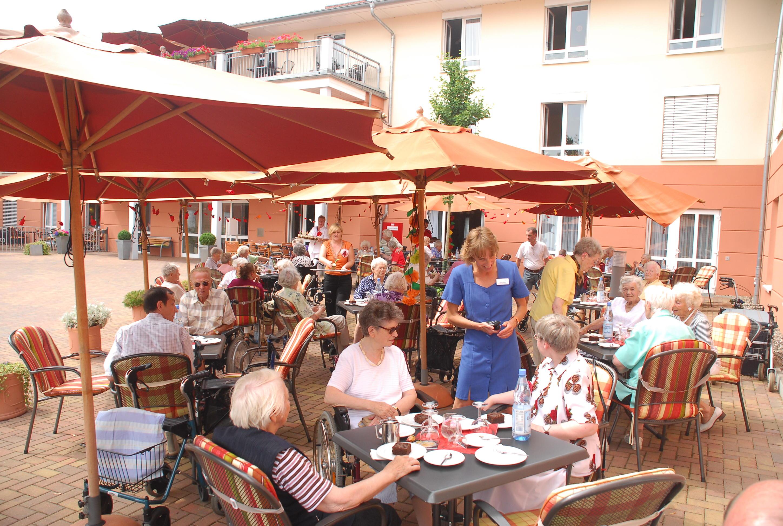 Vitanas Senioren Centrum Am Schlossgarten