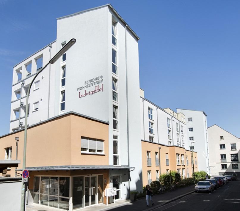 BayernStift - Seniorenwohnzentrum Ludwigshof