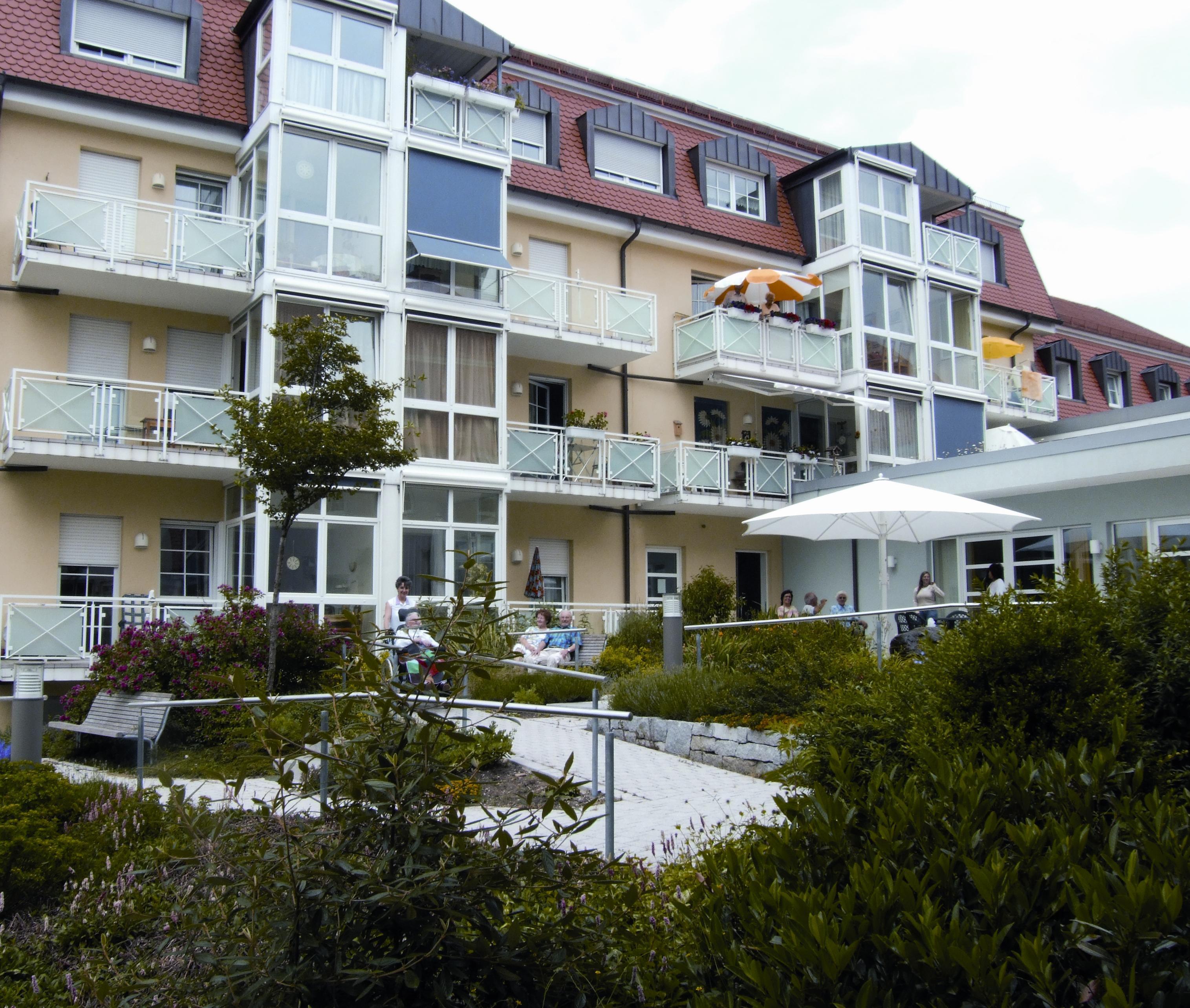Geschwister-Roth-Seniorenzentrum Dietmannsried