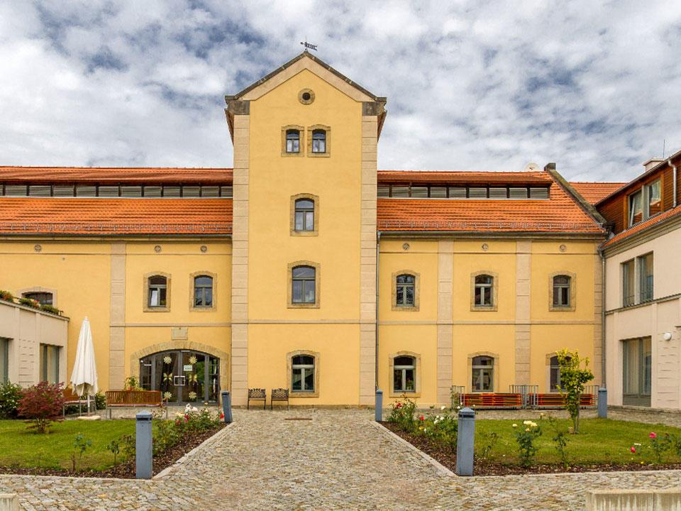 Altenpflegeheim in der Alten M�lzerei
