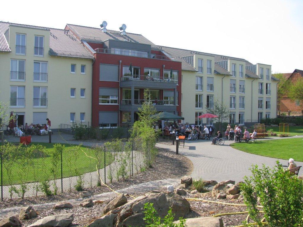 Seniorenzentrum Lustgarten