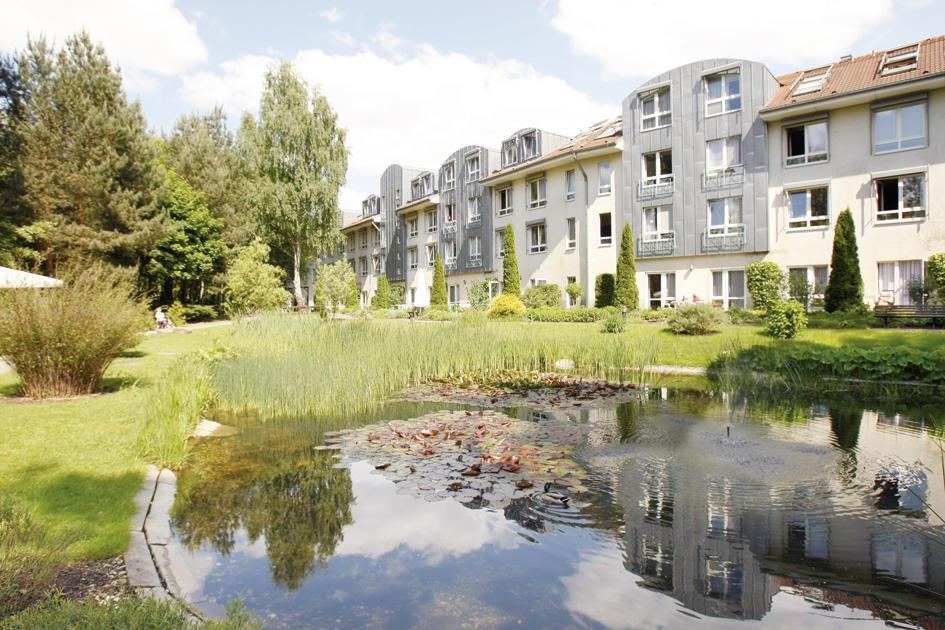 Senioren-Wohnpark Hennigsdorf GmbH