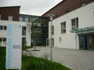 Alexander-Stift Gemeindepflegehaus Mundelsheim