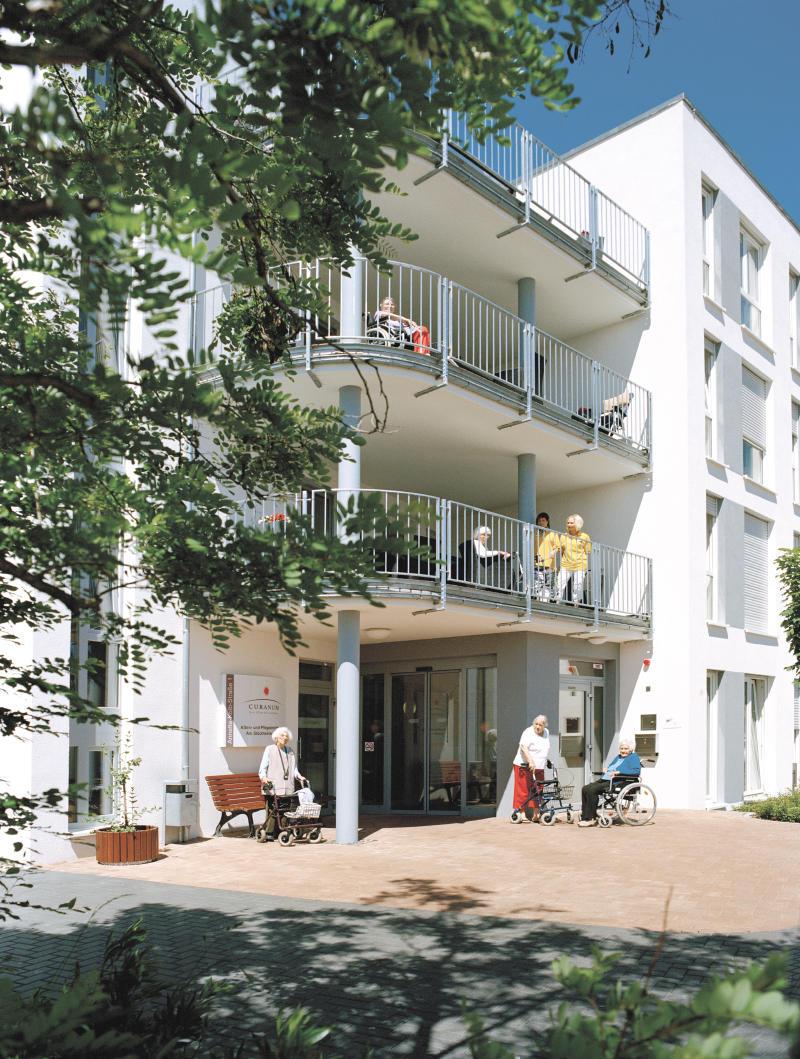 Haus Curanum am St�ckheimer Markt
