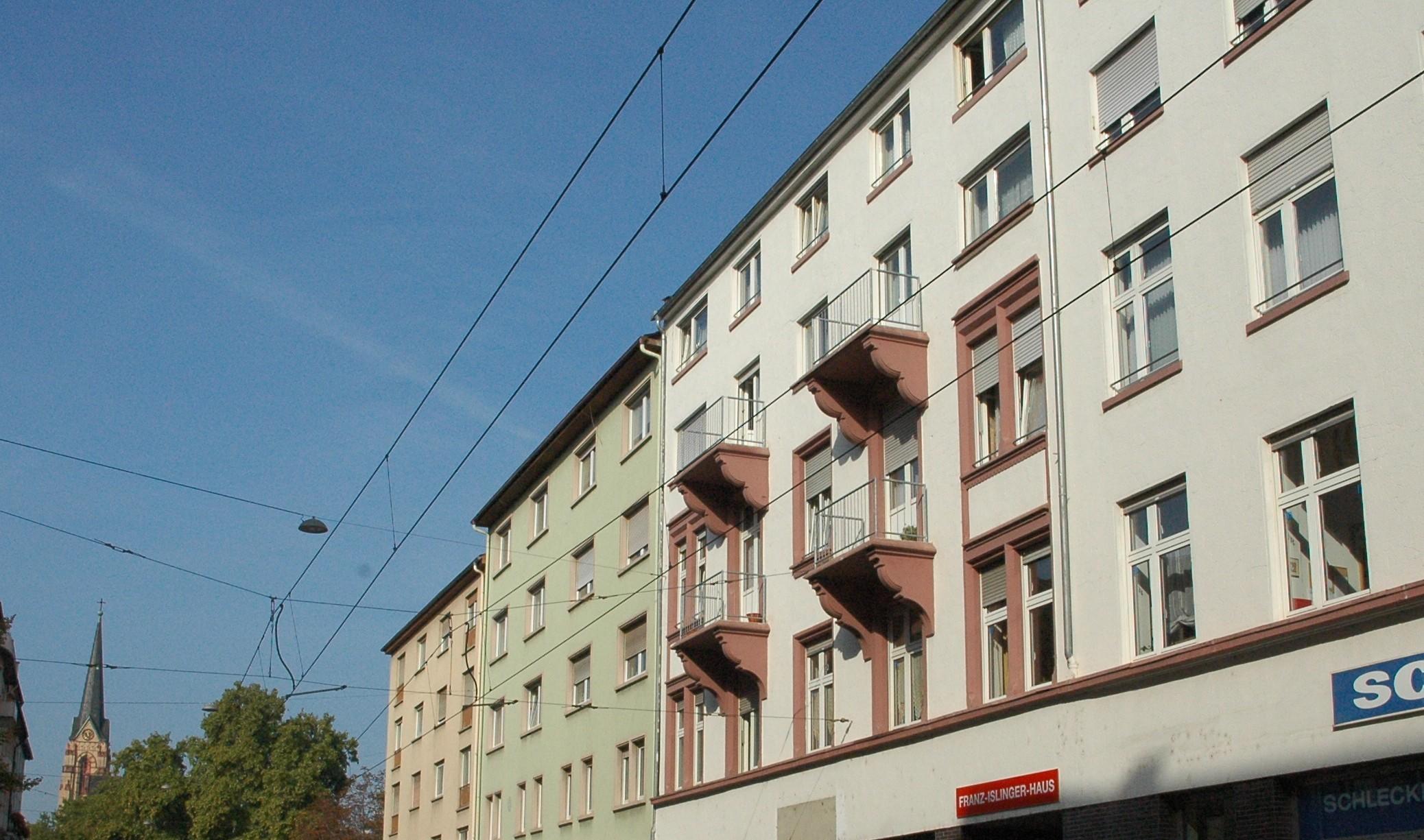 Betreutes Wohnen - Franz Islinger Haus