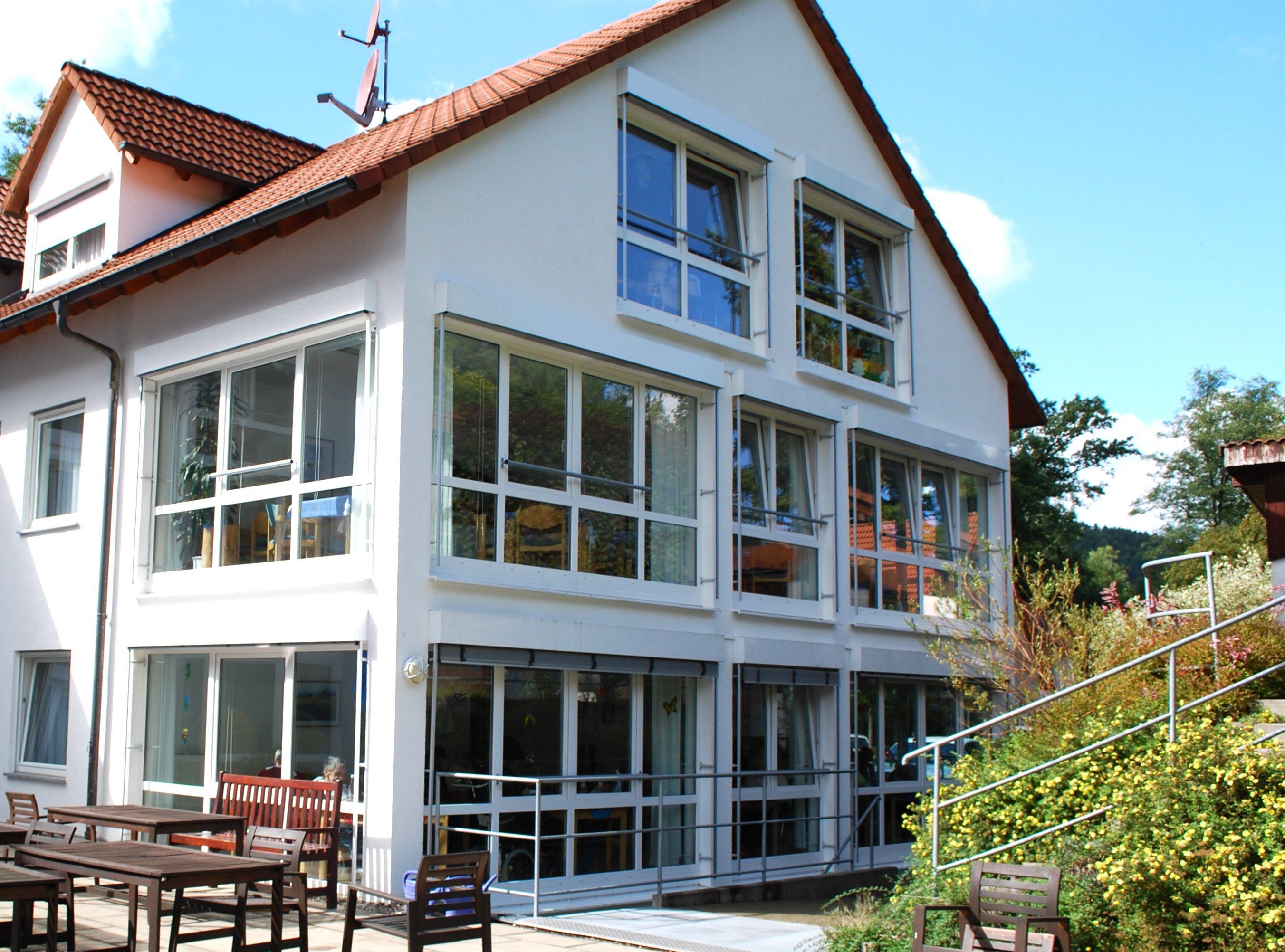 Sanatorium Waldfrieden / Heim f�r chron.psych. Kranke