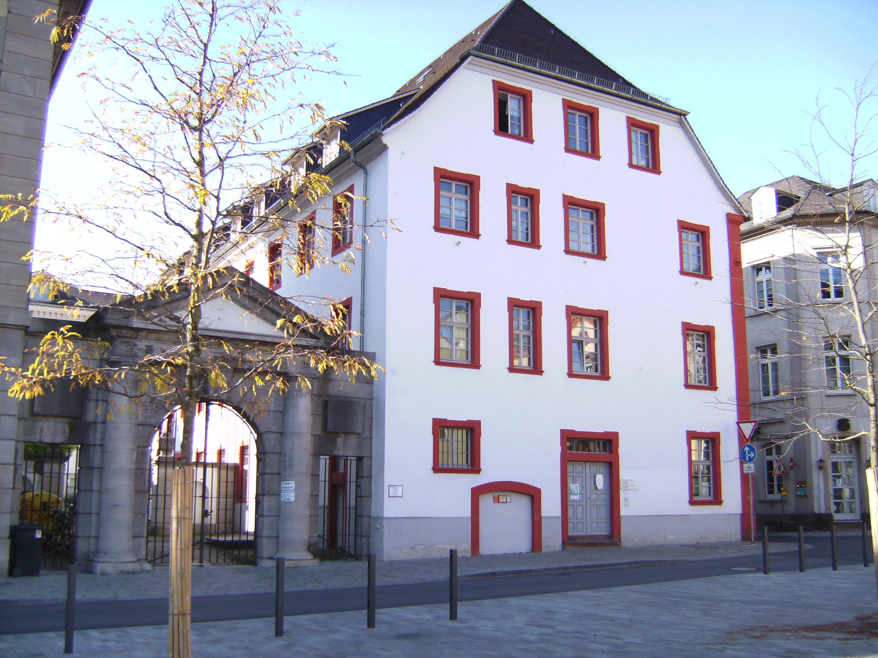 Altes Reformiertes Spital
