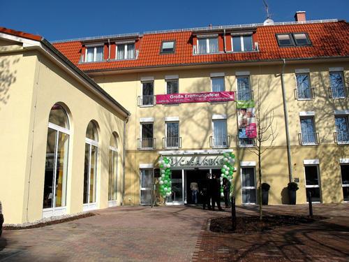 CASA REHA Seniorenpflegeheim �Angerhof�