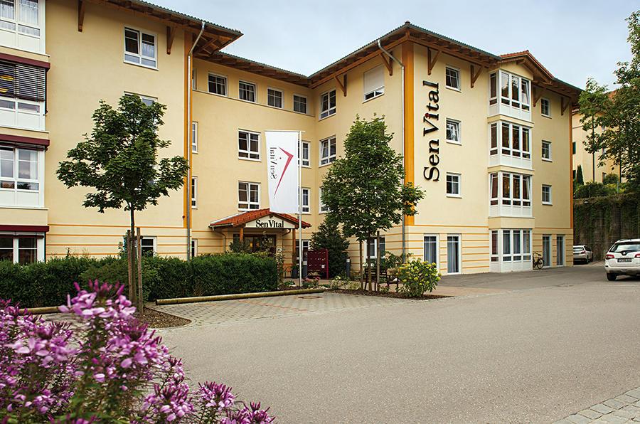 SenVital Senioren- und Pflegezentrum Ruhpolding am Rathausplatz