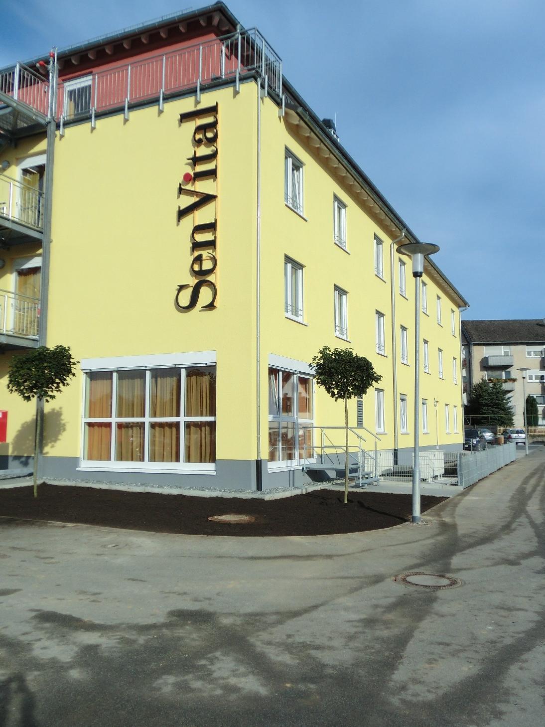 SenVital Senioren- und Pflegezentrum M�rlenbach am B�rgerhaus