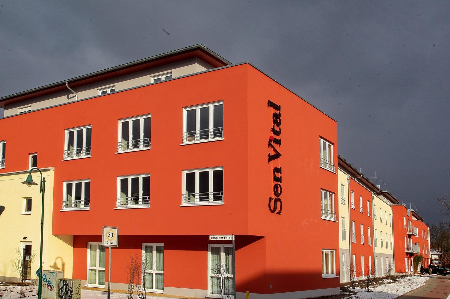 SenVital Senioren- und Pflegezentrum Kleinmachnow am Rathausmarkt