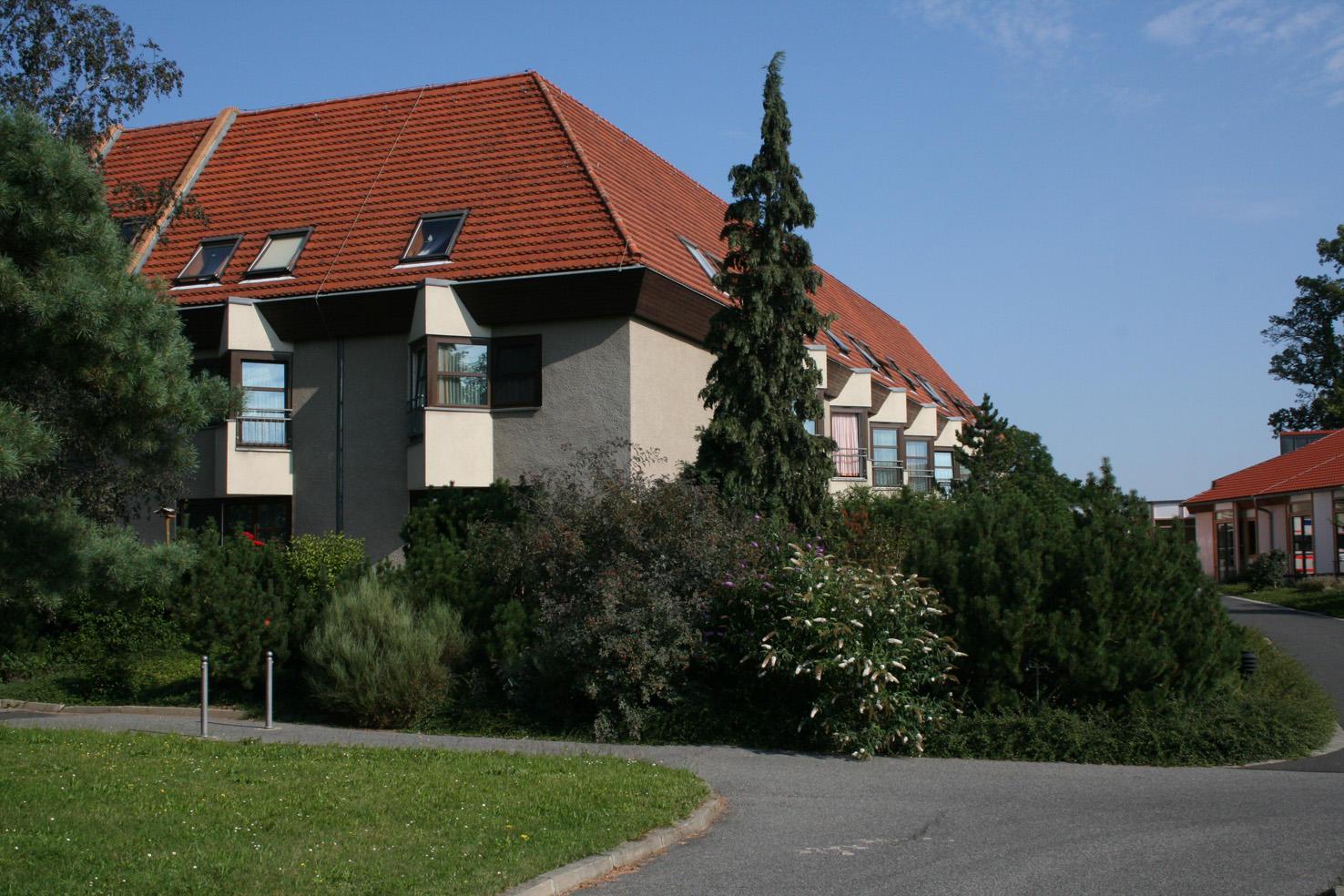 Martinshof Altenpflegeheim Francke Haus