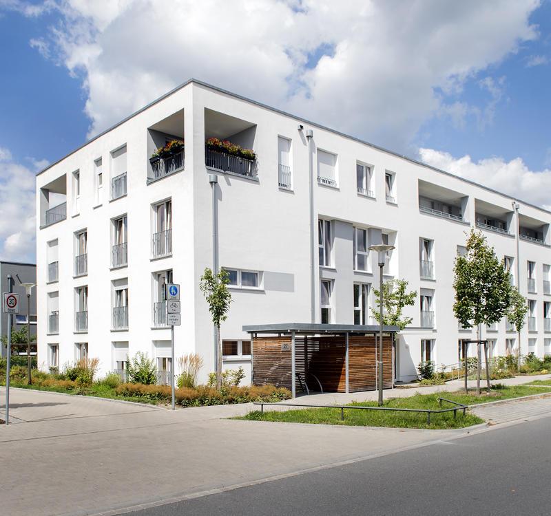 BayernStift -Seniorenwohnzentrum R�thelheimpark