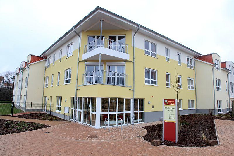 Senioren Wohnpark Weser GmbH Wilhelm-Raabe-Residenz