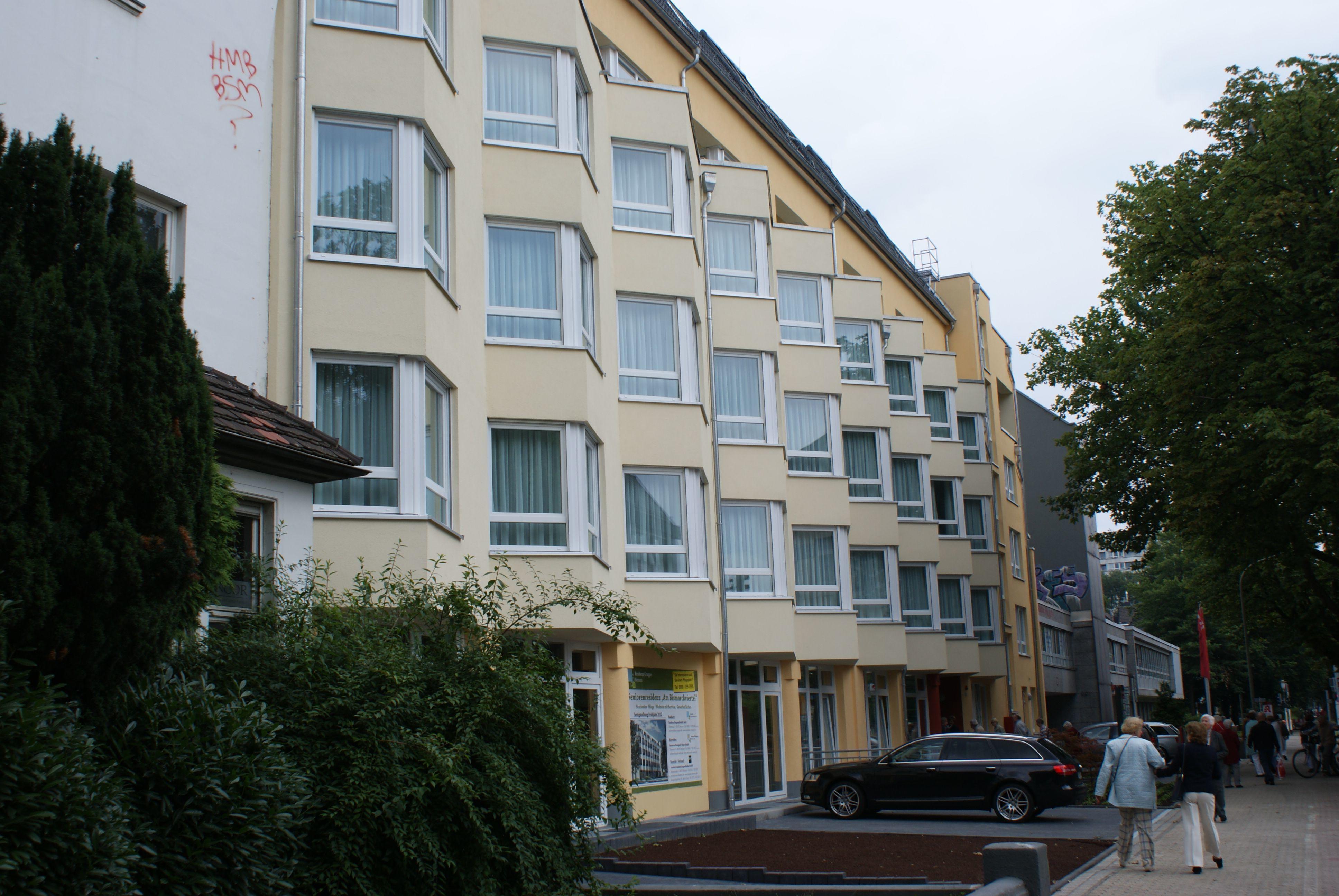Senioren Wohnpark Weser GmbH Seniorenzentrum