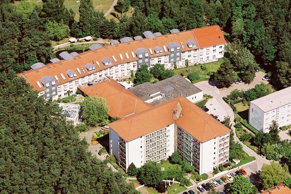 SENIOREN-WOHNPARKk Hennigsdorf - SWP