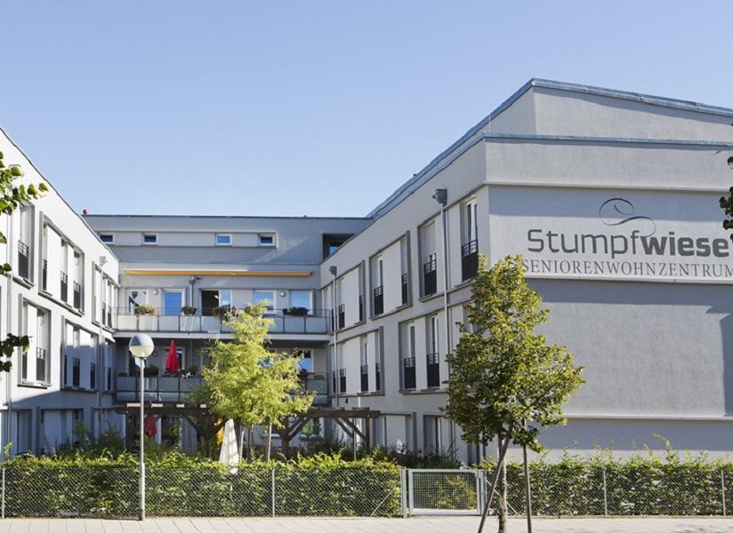 BayernStift - Seniorenwohnzentrum Stumpfwiese Unterhaching