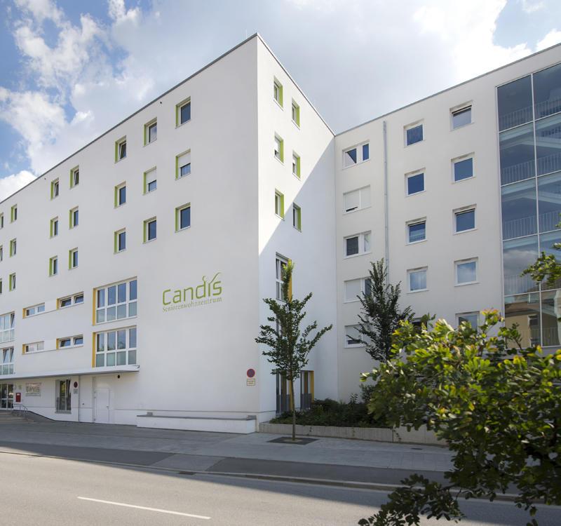 BayernStift - Seniorenwohnzentrum Candis