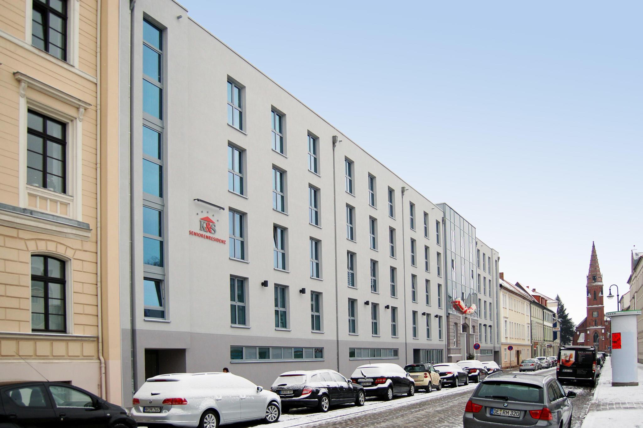 K&S Seniorenresidenz Dessau