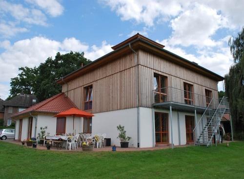 Altenpflegeheim f�r dementiell erkrankte Menschen in der Helmut-Zeibig-Stiftung