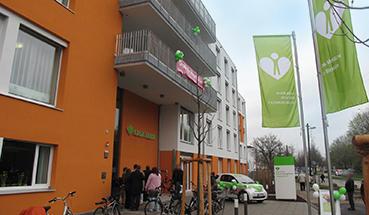 Haus Casa Reha Augustahof Augsburg