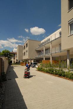 Wohngruppen f�r Menschen mit Demenz Haus an der K�nigsheide