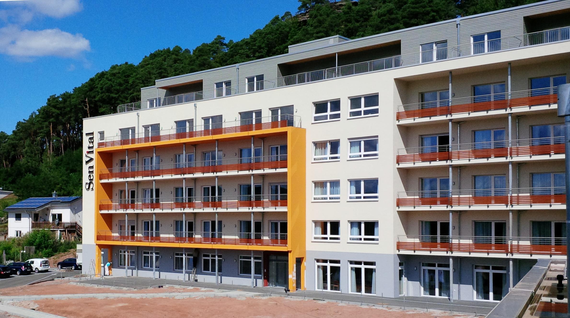 SenVital Senioren- und Pflegezentrum Dahn